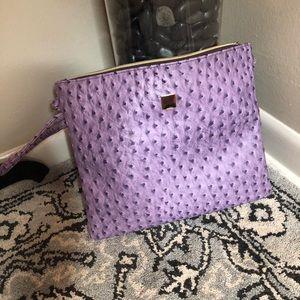 Handbags - Purple handbag